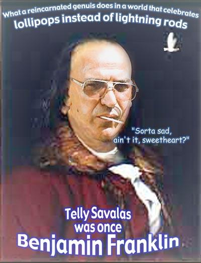 Ben Franklin Essays